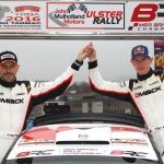 Elfyn is British champion 20 years after father