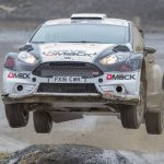 Wales's leading driver in doubt for WRGB