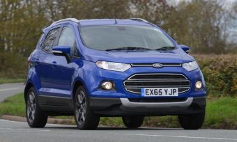 Revised Ford EcoSport now better than before