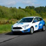 Diesel electric hybrid Ford Focus unveiled