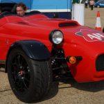 British rotary sports car in development