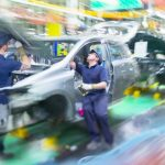 UK car plants thrive on exports not home sales