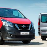 All-new Nissan NV300 van has arrived