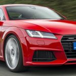 Audi TT heading towards classic status