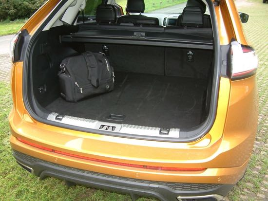 Decent Boot Space With Only Five Seats