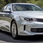 Sunday drive: Kia Optima PHEV saloon