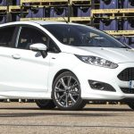 Weekend roadtest: Ford Fiesta ST Line
