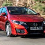 Weekend roadtest: Honda Civic 1.4S