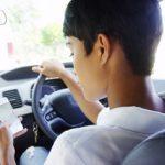 Phone use behind the wheel needs shock treatment