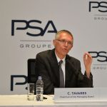 """Encouraging"" talks with PSA boss for Vauxhall"