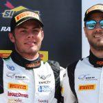 Morris & Parfitt rejoin for British GT series