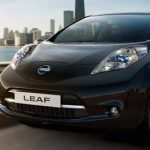 Nissan turns over a new LEAF