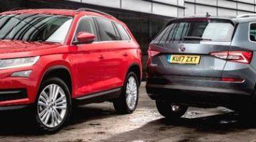 Skoda Kodiaq hunts rivals on the SUV sales trail