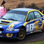 Dramatic opener to Welsh tarmac rally championship