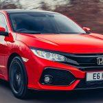 British build Honda Civic takes a bow