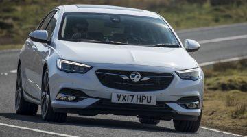 Vauxhall Insignia makes its mark