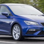 Third generation SEAT Leon hits roads