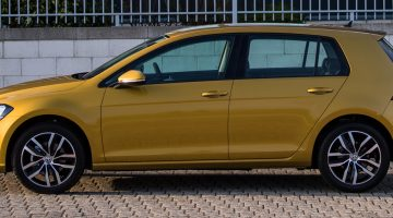 New VW Golf tees off for 2017