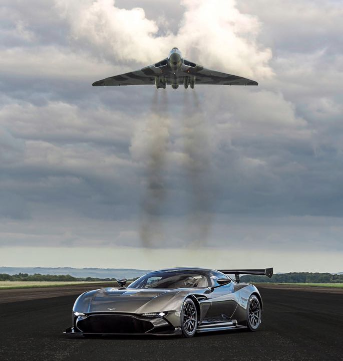 Aston Martin Vulcan Turns Wheels At St Athan Wheels Within Wales