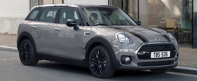 Sunday Drive Mini Clubman Black Pack Wheels Within Wales