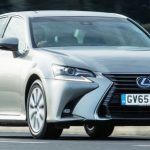 Sunday drive: Lexus GS300h