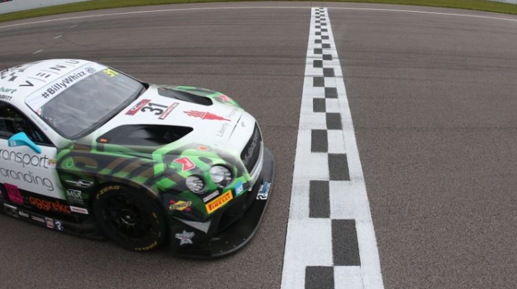 Morris has eye on more British GT points