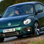 Sunday drive: VW Beetle at 80