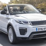 Weekend roadtest: Land Rover Evoque Convertible