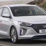 Weekend roadtest: Hyundai Ioniq hybrid Premium SE