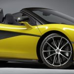 McLaren 570S Spider appears this month