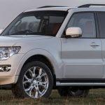 Sunday drive: Mitsubishi Shogun LWB SG5