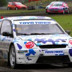 Llewellin and Thomas led local challenge at Pembrey RX