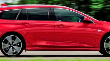 Vauxhall Insignia ST – more litres to the pound