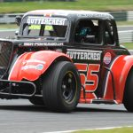 Ben powers back into championship lead