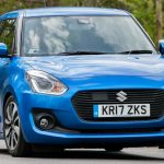Sunday drive: Suzuki Swift SZ5 Boosterjet