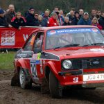 Classic rally cars to take on WRC elite