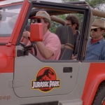 Jurassic Park Jeep is ageless favourite for film fans
