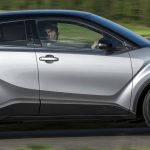 Weekend roadtest: Toyota C-HR 1.2T Dynamic auto