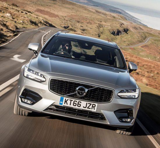 Sunday Drive: Volvo V90 D5 PowerPulse AWD