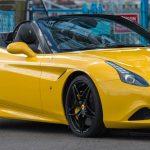 Weekend roadtest: Ferrari California T