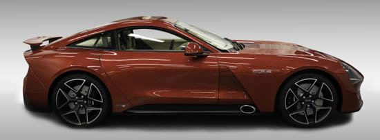 wheels within wales 30m tvr sports car investment heading for rassau factory. Black Bedroom Furniture Sets. Home Design Ideas