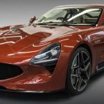 TVR Griffith unveiled before Welsh production begins