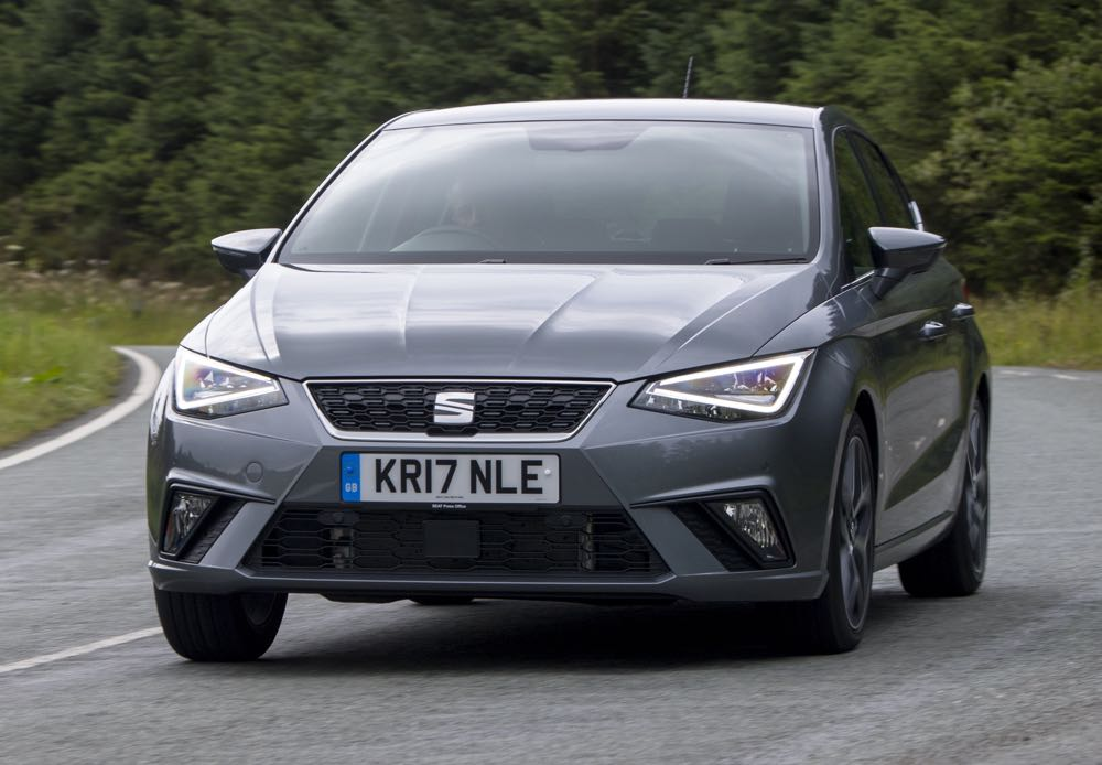 weekend roadtest seat ibiza 1 0tsi 95ps xcellence wheels within wales. Black Bedroom Furniture Sets. Home Design Ideas