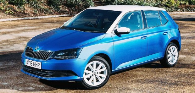 sunday drive skoda fabia redline 1 0tsi wheels within wales. Black Bedroom Furniture Sets. Home Design Ideas
