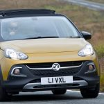 Weekend roadtest: Vauxhall Adam Rocks Unlimited 115ps
