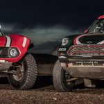 MINI prepare for Dakkar with two new models