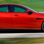 Weekend roadtest:  Jaguar XE Portfolio 2.0 Ingenium 200hp