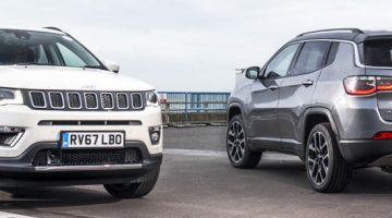 New direction for Jeep Compass