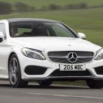 Weekend roadtest: MB C-class 250d AMG Line coupe