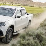 Mercedes-Benz enter the Pick-up market